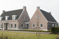 Nieuwbouwwoning met bijgebouw te Voorthuizen