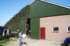 Veestal gedeeltelijk ombouwen naar zorgboerderij te Otterlo